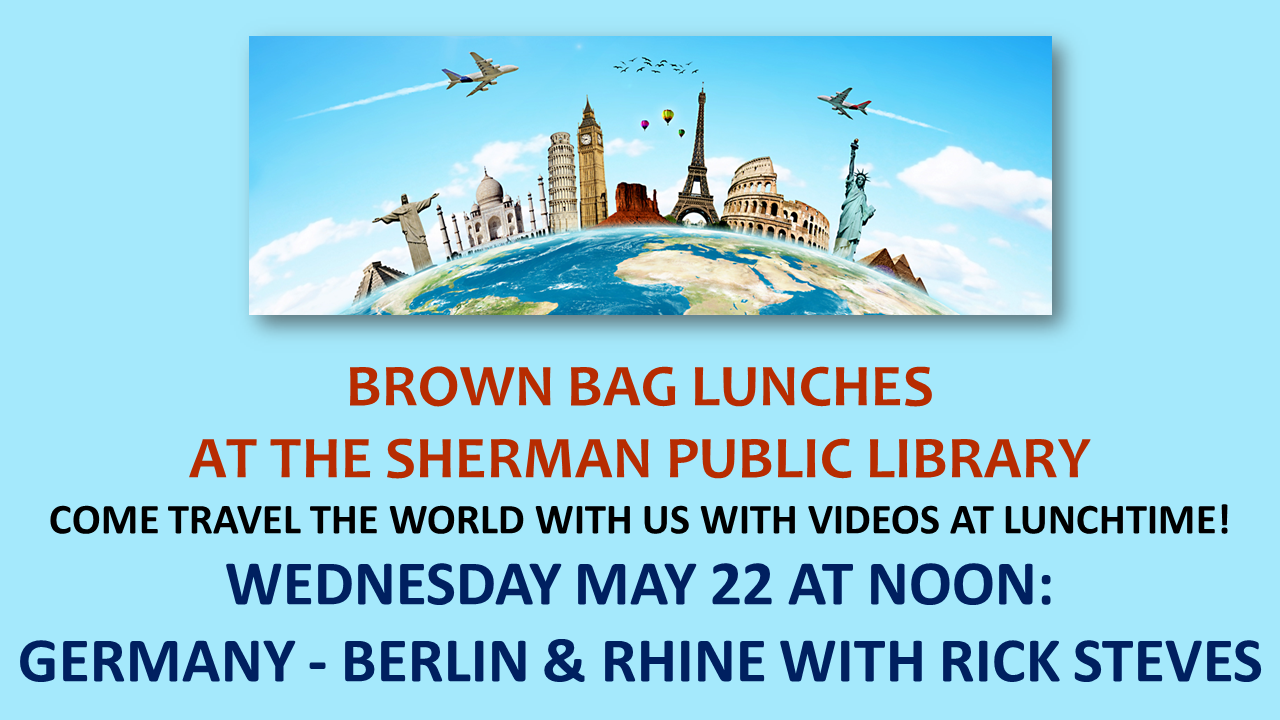 Brown Bag Lunch 5-22 Slide