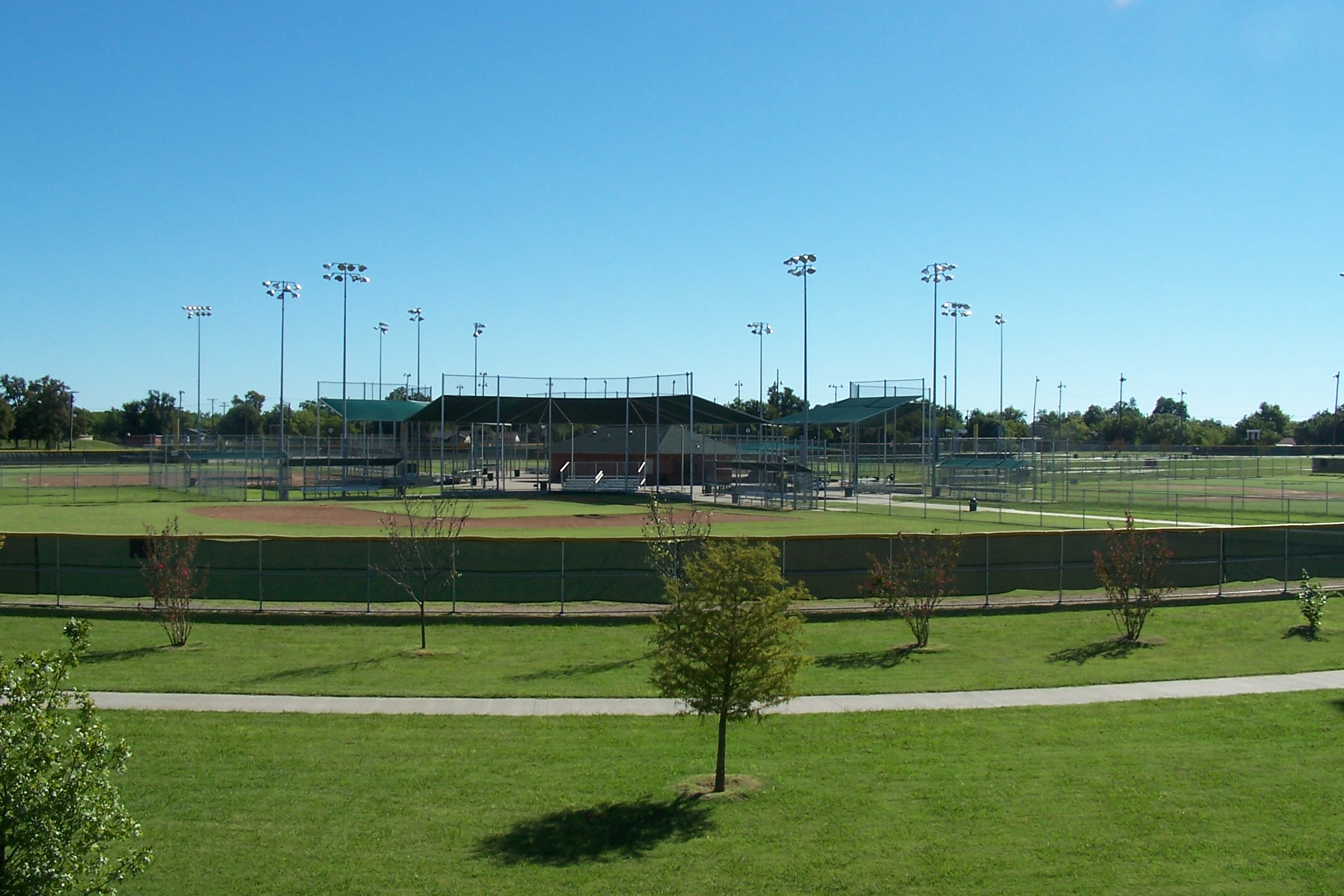 Baseball/softball field