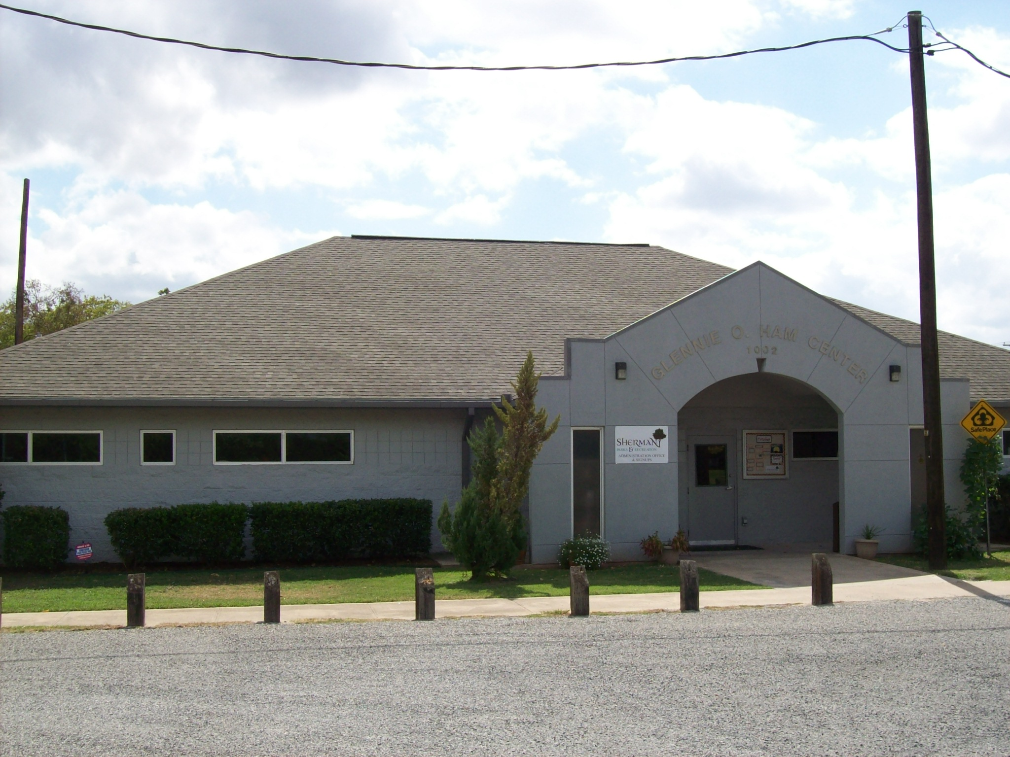 Glennie O. Ham Community Center