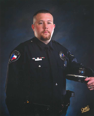 Officer Kaleb Edwards