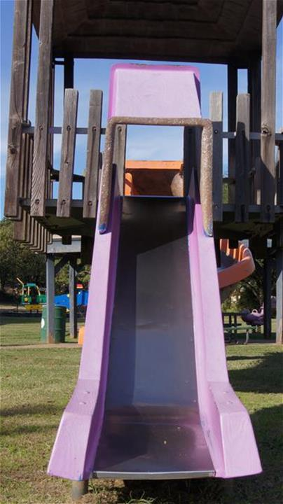 Purple Slide