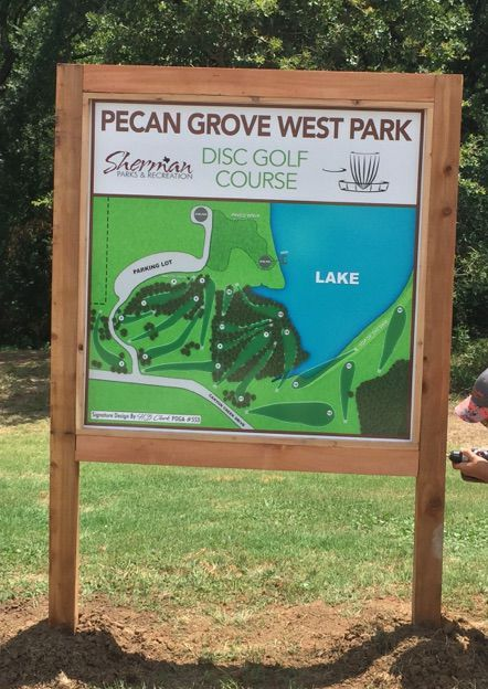 pecan Grove Disc Golf