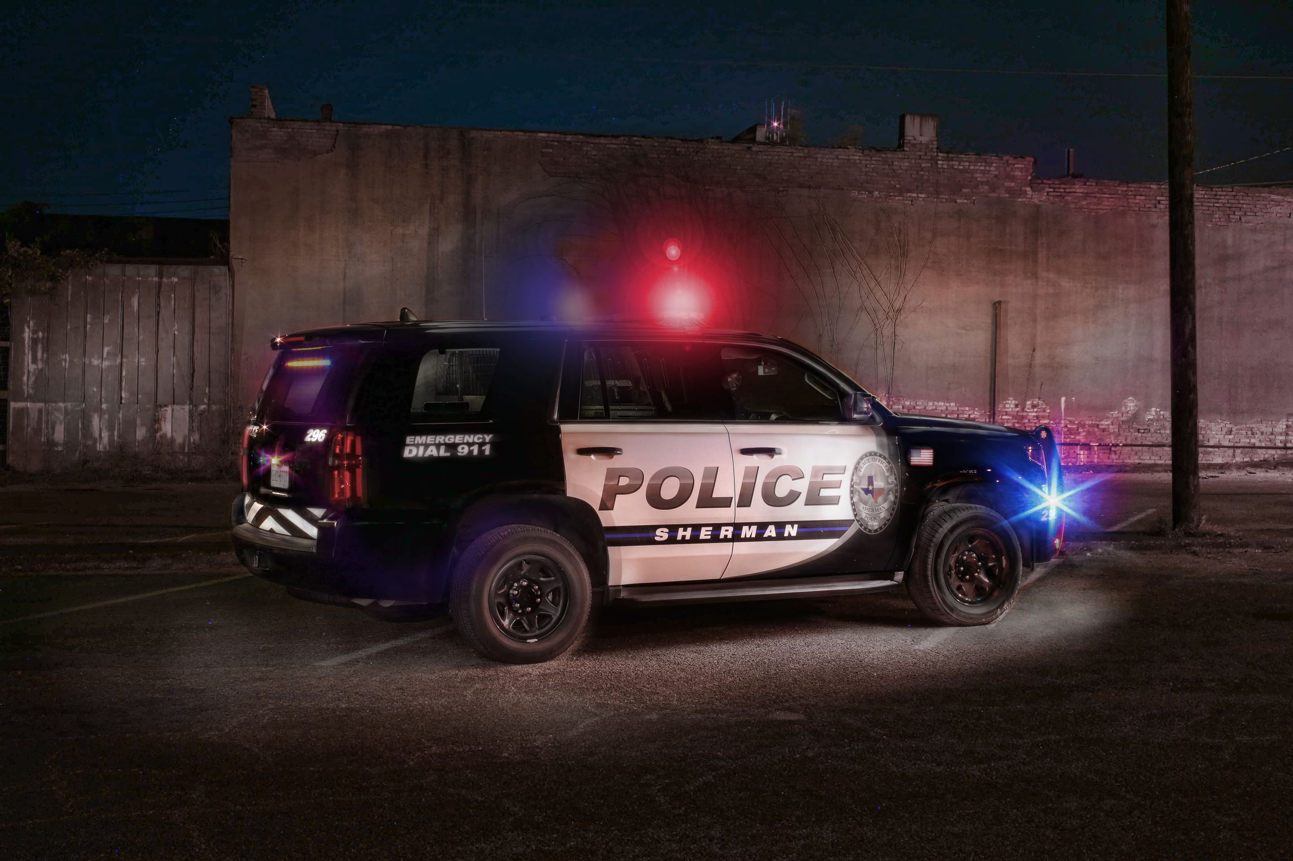 Police | Sherman, TX - Official Website